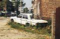 Poznań, Knapowskiego street, TAXI, 15.8.2000r.jpg
