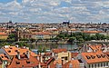 Prague 07-2016 view from Lesser Town Tower of Charles Bridge img2.jpg