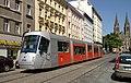 Praha, Jugoslávská, tramvaj 9146.jpg