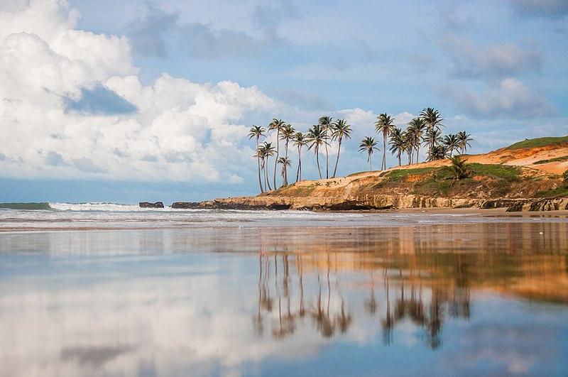 Praias de Fortaleza Lagoinha