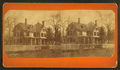 President Garfield's house in Mentor, from Robert N. Dennis collection of stereoscopic views.png