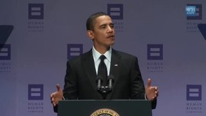 File:President Obama Tells the Story of PFLAG, 2009 HRC Annual Dinner.webm