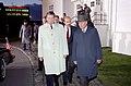 President Reagan says goodbye to Soviet General Secretary Gorbachev after the last meeting at Hofdi House Reykjavik Iceland.jpg
