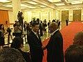 President Xi Jinping (China) en President Bouterse (Suriname) ontmoeten elkaar in Beijing voor een werkbespreking.jpg