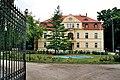 Preußlitz (Bernburg), das Herrenhaus des Krügerschen Gutes.jpg