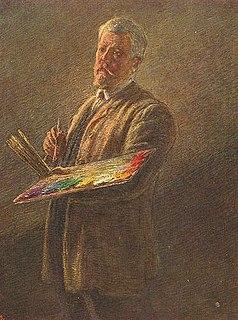 Gaetano Previati Italian painter