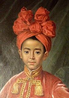 Nguyễn Phúc Cảnh Crown Prince of Vietnam