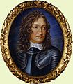 Prince Rupert of the Rhine, nephew of King Charles I, grandson of James I, great-grandson of Mary, Queen of Scots.jpg