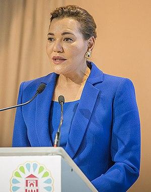 Princess Lalla Hasna of Morocco - Image: Princess Lalla Hasna CROP