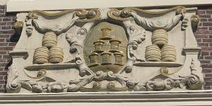 Boterwaag - Image: Prinsegracht Den Haag 028