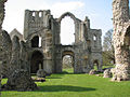 Priory ruins, Castle Acre - geograph.org.uk - 1557573.jpg