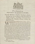 Proclamation Province of Upper Canada by Isaac Brock.jpg