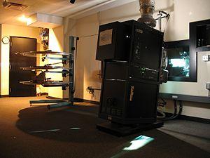 Projector Room Design