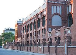 Muzeum Powstania Warszawskiego w zabytkowym budynku dawnej elektrowni tramwajowej
