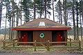 Public conveniences, Anderwood car park, New Forest - geograph.org.uk - 341605.jpg