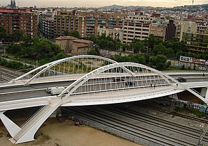 Bac de Roda Bridge - The Bac de Roda Bridge