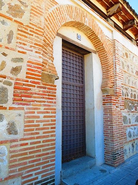 File:Puerta mozarabe.jpg