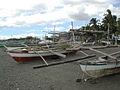Pumpboats in Guimbal, Iloilo.jpg