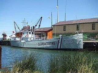 BAP <i>Puno</i> (ABH-306) Peruvian Navy hospital ship