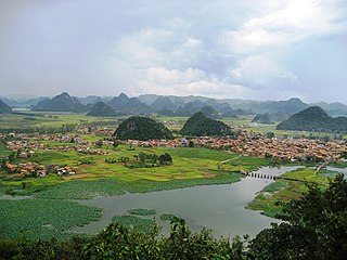 Qiubei County County in Yunnan, Peoples Republic of China