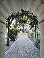 Qadam e Rasul Dargah garden Bahraich.jpg