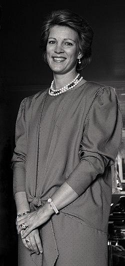 Queen Anne-Marie of Greece Allan Warren.jpg
