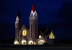 Norval, Ontario - Our Lady Queen of Peace Church