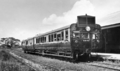 Queensland State Archives 2556 150hp Winton rail motor for Manly Cleveland line Cleveland Redland December 1930.png