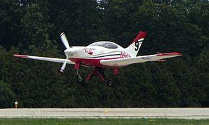 Questair Venture - Questair Venture landing