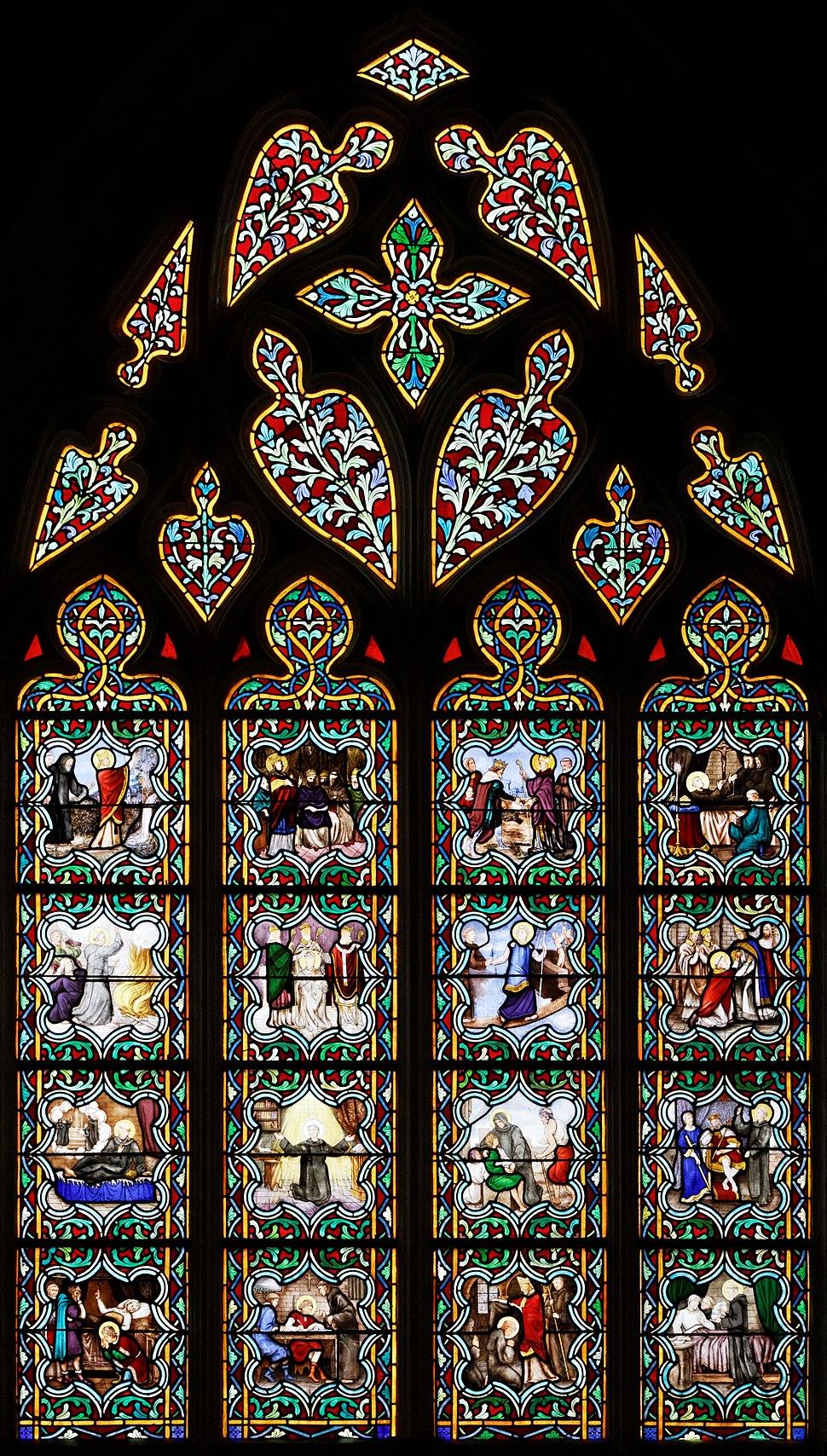 Quimper - Cathédrale Saint-Corentin - PA00090326 - 025