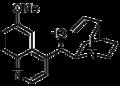 Quinidine structure.png