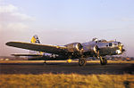RAF Deenethorpe - 401st Bombardment Group B-17G 44-8258.jpg