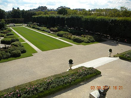 History of parks and gardens of Paris - Wikiwand