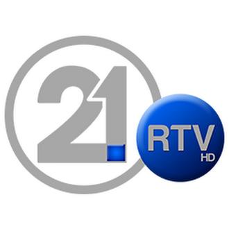 RTV21 - Image: RTV 21 Logo