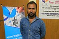 R K Hannan at Bangla Wikipedia Workshop at CIU (02).jpg
