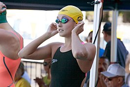 Rachel-Bootsma-of-Cal-before 100m backstroke (27633070295).jpg