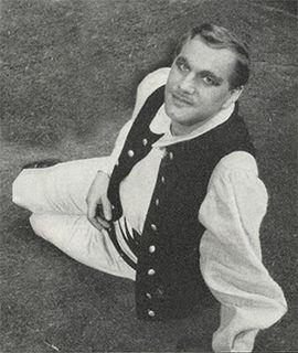 Ragnar Ulfung Norwegian singer