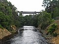 Railway Bridge Over Rosebery Creek.JPG