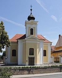 Rajhrad - kostel Povýšení svatého Kříže obr1.jpg