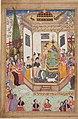 Rama, Sita and Laksmana bid farewell (MSS 955.2a).jpg
