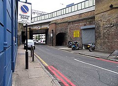 Ratcliffe Lane, London E14 - geograph.org.uk - 804664.jpg