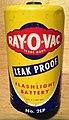 Rayovac flashlight battery front.agr.jpg