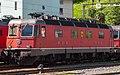 "Re 6-6 (Re 620) Nr. 11631 ""Dulliken"" in Bellinzona.jpg"