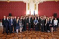 Reception of Austrian Servants Abroad by the president of Austria 2019.jpg