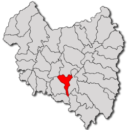 Location of Reci