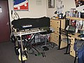 Recording space, Studio Pic 3, 2009-04-20 (by Jordan Colburn).jpg