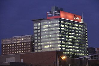 Red Hat Tower - Image: Red Hat Tower 2013 10 29
