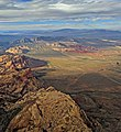 Red Rock Canyon National Conservation Area aerial.jpg