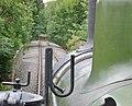Redmire railway station, terminus buffers, Wensleydale Railway, Yorkshire.jpg