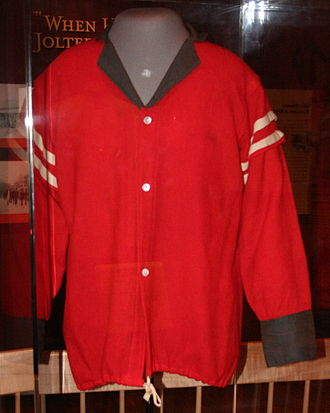 "Red Shirts (United States) - ""Red Shirt"" uniform displayed, at the North Carolina Museum of History, circa 1898-1900."